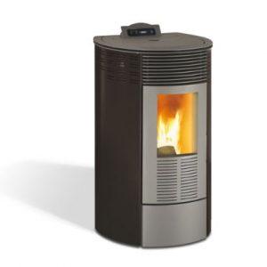 estufa de pellet maxlor-burn-redonda-10-negra