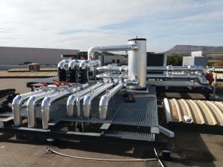 Instalación de calefacción en Pertini