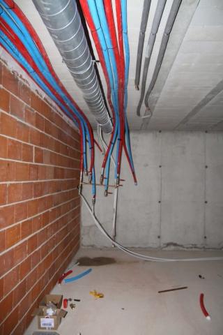 Instalacion de gas natural en viviendas